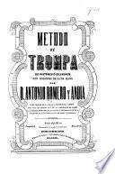 Método de Trompa des pistones o'cilindros, con nociones de la de mano