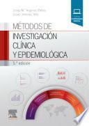 Métodos de investigación clínica y epidemiológica