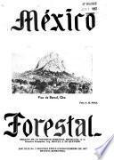 México forestal
