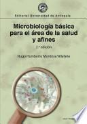 Microbiología básica para el área de la salud y afines. 2.a edición