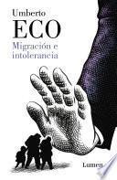 Migración e intolerancia