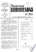 Misiones Dominicanas del Peru