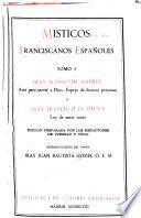Místicos franciscanos españoles