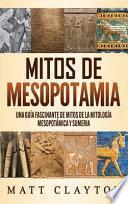 Mitos de Mesopotamia