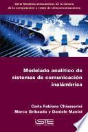 Modelado analítico de sistemas de comunicación inalámbrica