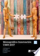 Monográfico Innovación UMH 2017