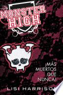 Monster High 4. ¡Más muertos que nunca!