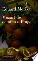 Mozart de camino a Praga
