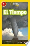 National Geographic Readers: El Clima (L1)