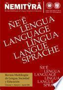 NEMITYRA: Revista Multilingüe de Lengua, Sociedad y Educación - Vol3-N1