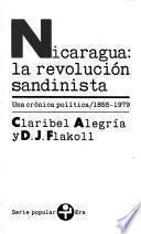 Nicaragua, la revolución sandinista