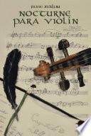 Nocturne para violín