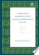 Nomenclator biográfico de los jesuitas neogranadinos : 1604-1831