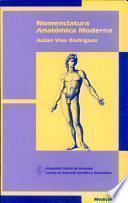 Nomenclatura anatómica moderna