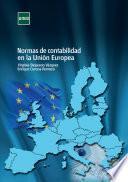 NORMAS DE CONTABILIDAD EN LA UNION EUROPEA