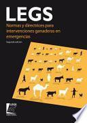 Normas y Directrices para Intervenciones Ganaderas en Emergencias