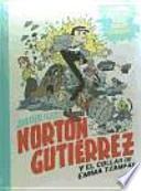 Norton Gutiérrez y el collar de Emma Tzampak