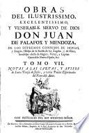 Notas A Las Cartas, Y Avisos de Santa Teresa de Jesus, y varias Poesias Espirituales del Venerable Autor