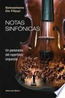 Notas sinfónicas