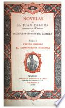 Novelas: Pepita Jiménez. El comendador Mendoza