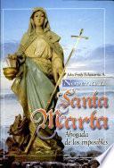 Novena a Santa Marta Echavarría, John Fredy. 1a. ed.