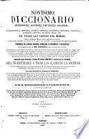 Novísimo diccionario geográfico, histórico, pintoresco universal