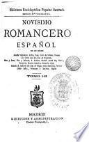 Novisimo Romancero español, 3