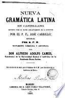 Nueva gramática latina en castellano
