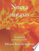 Nueva sintaxis