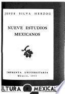 Nueve estudios mexicanos