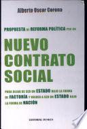 Nuevo Contrato Social