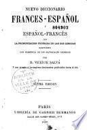 Nuevo diccionarrio Frances-Espanôl y Espanôl-Frances