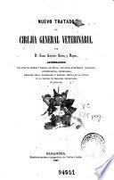 Nuevo tratado de cirujía general veterinaria