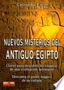 Nuevos Misterios del Antiguo Egipto