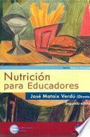 Nutrición para educadores
