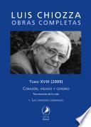 Obras completas de Luis Chiozza. Tomo XVIII