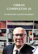 OBRAS COMPLETAS (I)