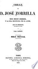 Obras de D. Jose Zorrilla