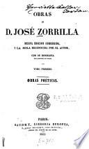 Obras de José Zorrilla
