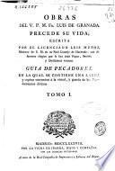 Obras del V.P.M Fr. Luis de Granada