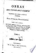 Obras del venerable Kempis, 1