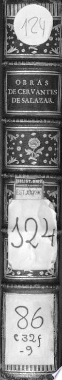Obras que Francisco Cervantes de Salazar ha hecho glosado i traducido. Dialogo de la dignidad del hombre