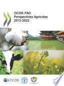 OCDE-FAO Perspectivas Agrícolas 2013