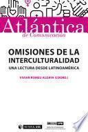 Omisiones de la interculturalidad