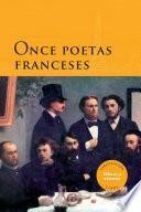 Once poetas franceses