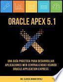 Oracle APEX 5. 1