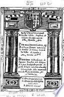 Oraculos de las doçe sibilas, profetisas de Christo N[ro] Señor entre los gentiles