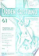 Orden cristiano