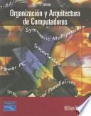 Organización y arquitectura de computadores