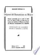 Orígenes del humanismo en México